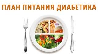 Как составить план питания, если у вас диабет