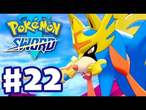 Zacian And Zamazenta! TRUE ENDING! - Pokemon Sword And Shield - Gameplay Walkthrough Part 22