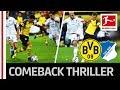 Dortmund vs. Hoffenheim | 6 Goal Thriller in Dortmund with an Unbelievable Comeback