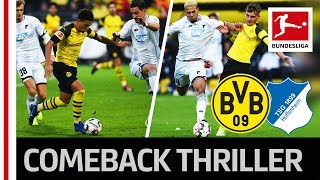 Dortmund vs. Hoffenheim | 6 Goal Thriller in Dortmund with an Unbelievable Comeback