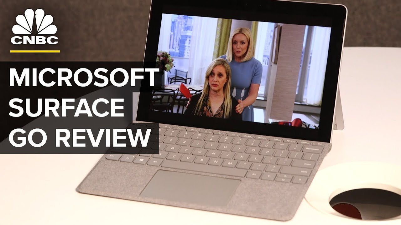 Microsoft Surface Go Review: Good Computer, Very Bad Tablet