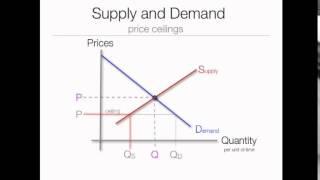 Pengantar Ekonomi Mikro - Ceiling Price dan Floor Price