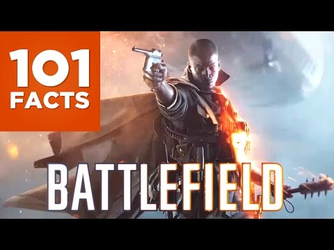 101 Facts About Battlefield