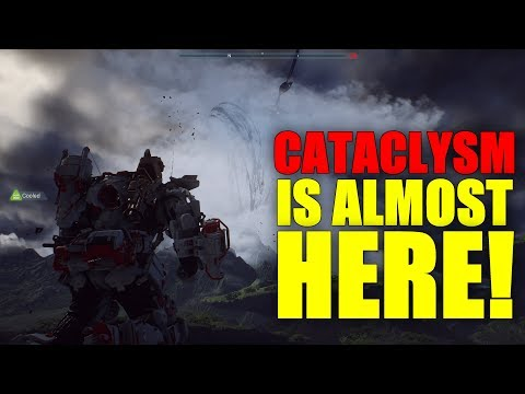 ANTHEM | CATACLYSM RELEASING FINALLY HAPPENING?