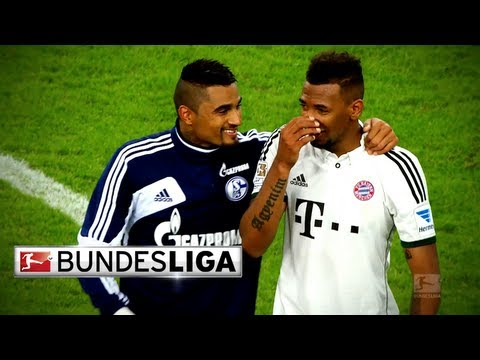 The Battle of the Brothers Boateng