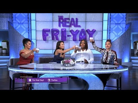 Friday on 'The Real': Tiny & Zonnique