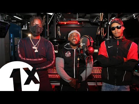 Skengdo X AM - Voice Of The Streets Freestyle W/ Kenny Allstar on 1Xtra