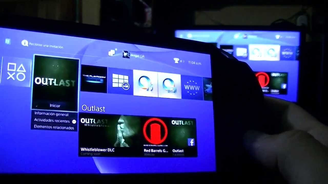 how to play downloaded music on ps4