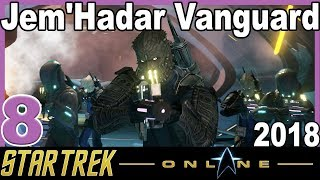 Let's Play Star Trek Online (Dominion Faction Jem'Hadar Vanguard) - [8] Home and Mini Review