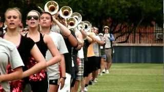 2011 Pride of Arizona Marching Band Video (Scene 4 - Band Camp)