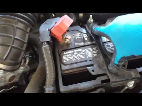 Honda Accord 2010 undersized battery upgrade