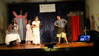 Malayalam Skit about Heaven, Hell and Purgatory