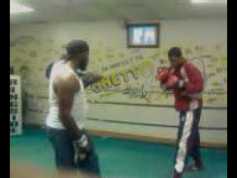 Dew Drop Boxing Club (Alan Lawrence Lil Work-Out)