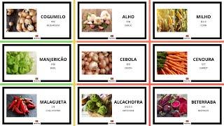 포르투갈어로 야채 이름 | HUNNIKO 포르투갈어 강…