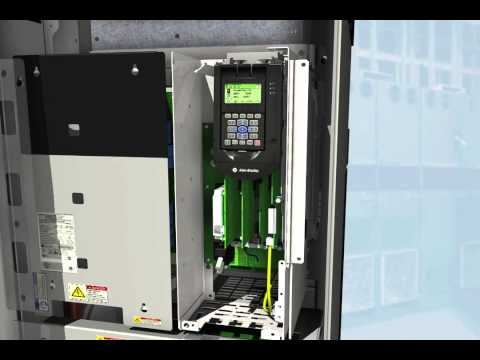 Allen-Bradley PowerFlex 755 AC Drive - YouTube