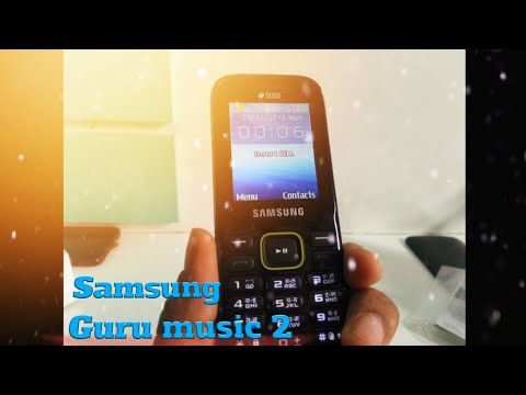 Best Feature Phone 2018 | Samsung Guru Music 2 Unboxing And Review || Best Feature Phone Under 1500