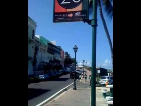 Caribbean Vacation Rentals and Charters: Puerto Rico Vega Baja to Old San Juan. $3.25