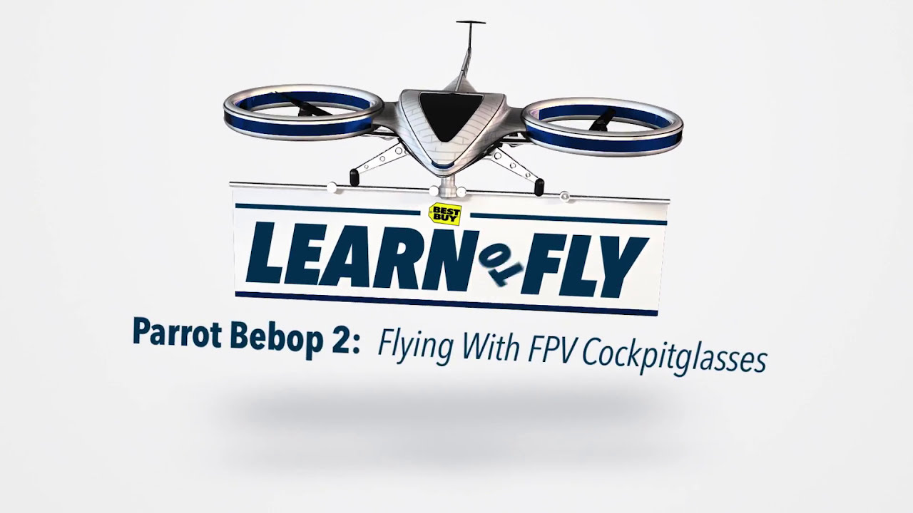 Flying with Skycontroller 2 and Cockpit FPV Glasses - Best Buy картинки