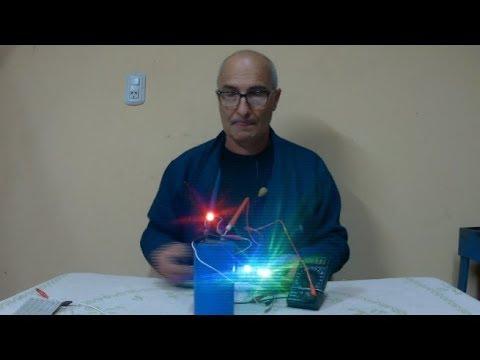 Como Hacer Un Inflador Voltaico O Generador De Energia How To Voltaic Inflator Or Energy Generator