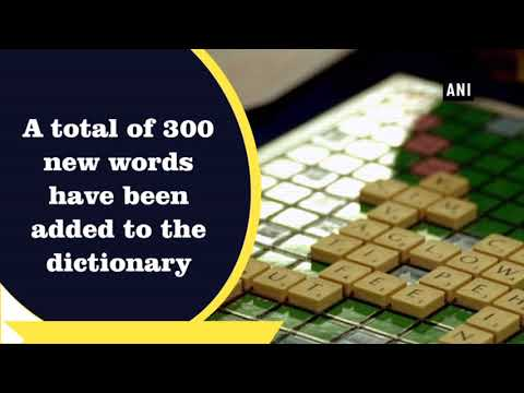 Scrabble dictionary adds 300 new slang words including 'Emoji' and 'Ew'