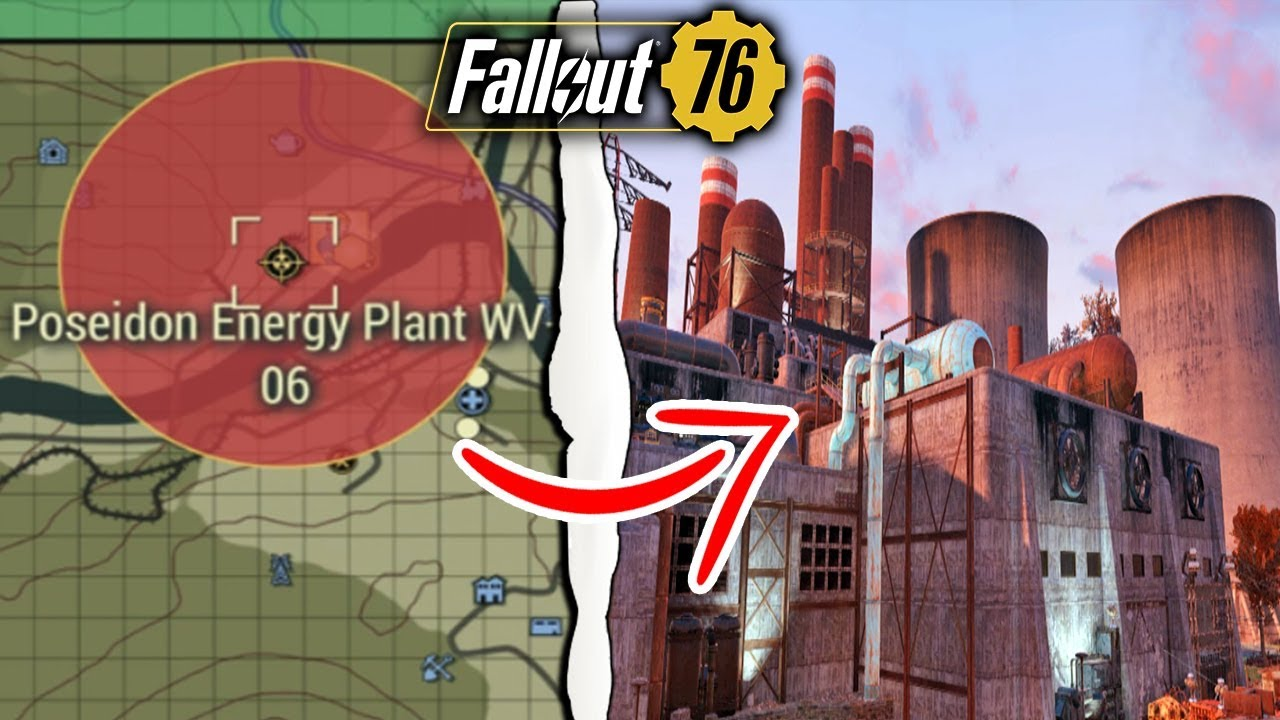 Fallout 76 | What Happens if You Nuke All the Power Plants