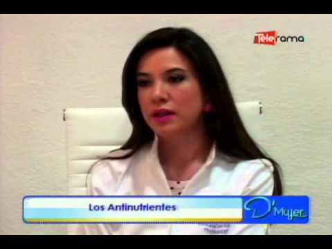 Los antinutrientes