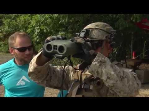 Augmented Immersive Team Trainer (AITT) Demo at the USMC The Basic School (TBS)