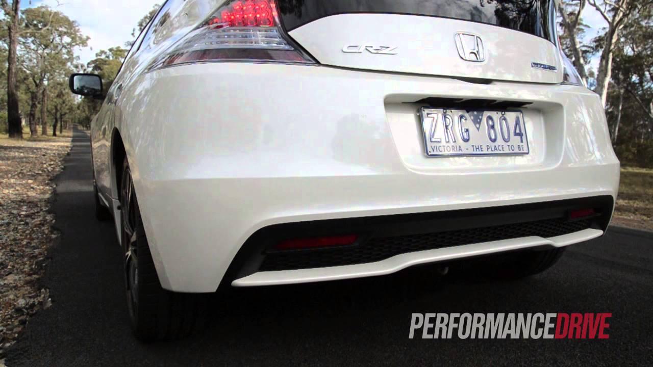 2013 Honda CRZ engine sound and 0100kmh  YouTube
