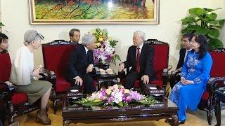 TIn Thời Sự Hôm Nay (18h30 - 3/3): TBT Nguyễn Phú Trọng Và Phu Nhân Hội Kiến Với Nhà Vua Nhật Bản