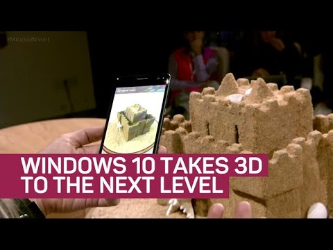 Windows 10 Creators Update takes 3D to the next level (CNET News)