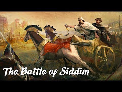 The First Biblical War [The Battle of Siddim] (Biblical Stories Explained)