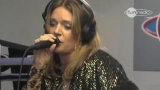 Tove Lo en live dans les studios de Fun Radio