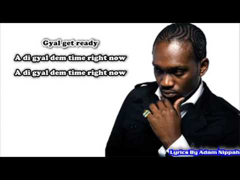 Busy Signal - Wuk It Wuk It - Moskato Riddim - July 2016 (LYRICS)