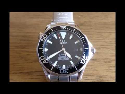 Omega Maintenance Service Review based on a 2254.50.00 Seamaster Professional service.