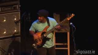 Out of the Blue - Mike Stern, Victor Wooten Sligo Jazz 2013