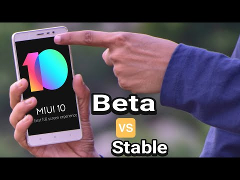 MIUI 10 Beta vs Stable vs Nightly ? || Different Versions of MIUI Explained {Hindi}