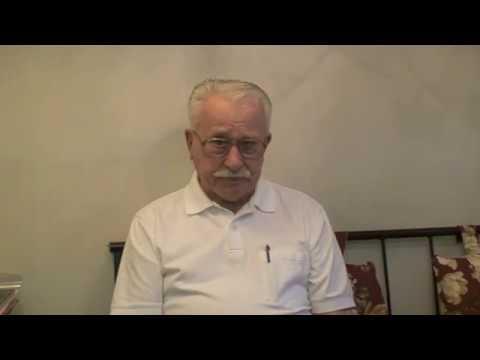 Interview with Arpad J. Ostheimer, Korean War veteran.  CCSU Veterans History Project