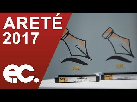 Expositor Cristão e Educação Cristã metodista são recebem prêmio Areté na FLIC 2017
