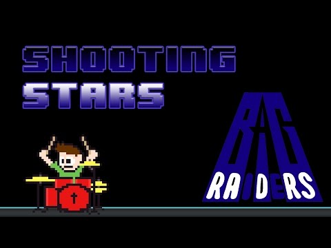 Bag Raiders - Shooting Stars (Drum Cover) -- The8BitDrummer
