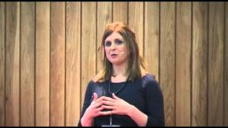 The unremarkable miracle: Veronica Morris at TEDxBelfastWomen