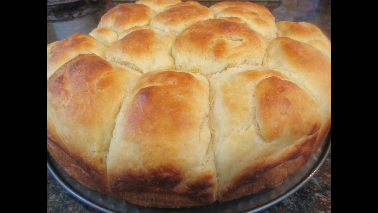 Recipes for dinner rolls easy