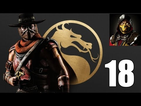 Mortal Kombat Mobile ( IOS / Androi ) Gameplay #18 - Tower 39