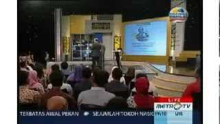 Mario Teguh Golden Ways - I Want a Better Father (full-lenght) 15 September 2013
