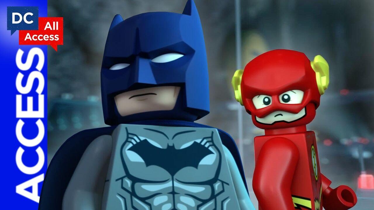 Download Exclusive Clip! LEGO Justice League: Cosmic Clash