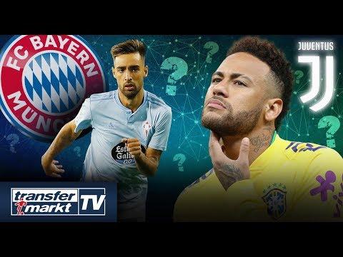 Méndez Bayerns Plan C für Außen – Neymar-Berater trifft sich mit Juve | TRANSFERMARKT