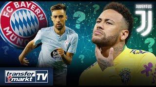Méndez Bayerns Plan C für Außen – Neymar-Berater trifft sich mit Juve   TRANSFERMARKT
