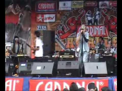 Overture Lampung Cardinal Award 2008   Sheila On 7 mari bercinta