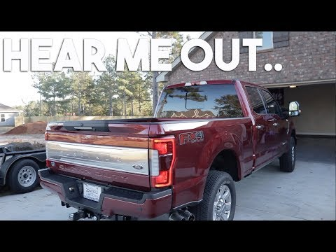 First 2019 Powerstroke Upgrades Are Done!! Kinda.. Let me explain..