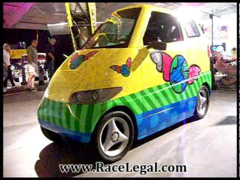 Tango Electric Car Youtube