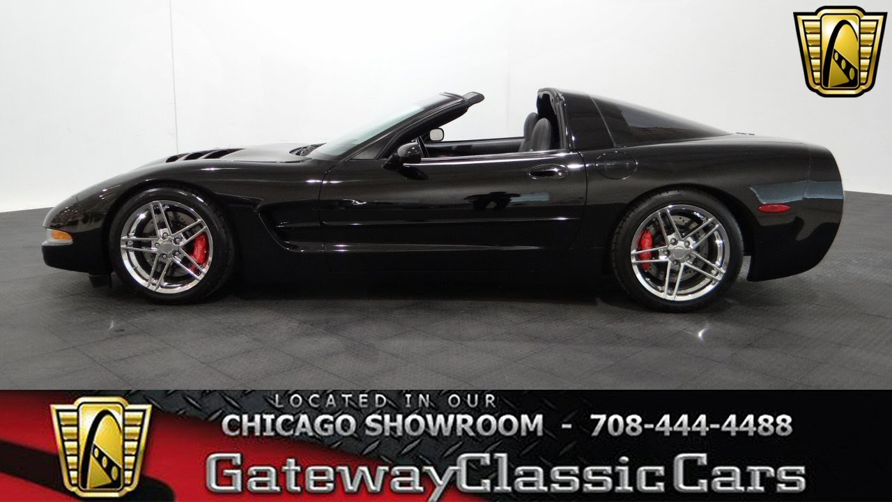 2000 Chevrolet Corvette Gateway Classic Cars #967